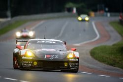 #57 Team AAI Chevrolet Corvette C7-R: Johnny O'Connell, Oliver Bryant, Mark Patterson