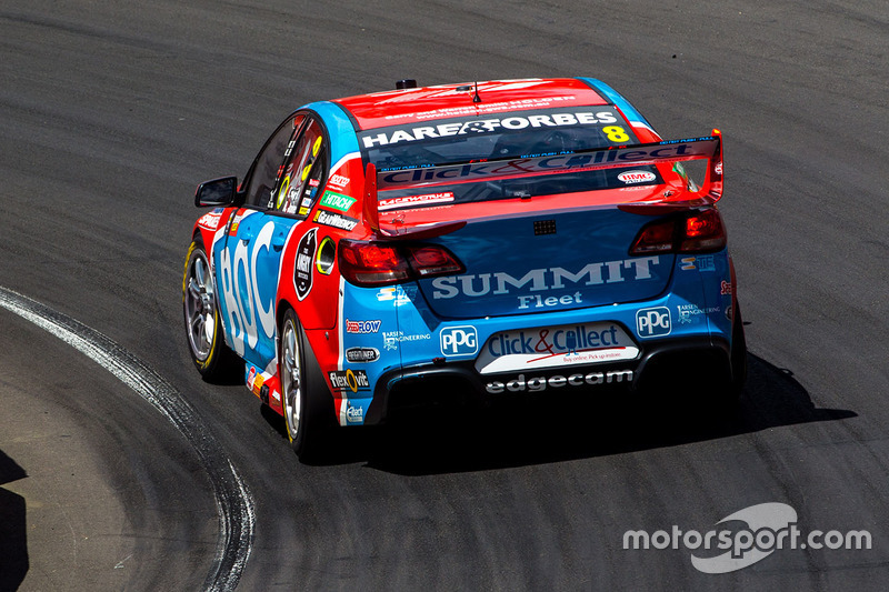 Jason Bright, Andrew Jones, Brad Jones Racing Holden
