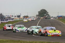 Jonatan Castellano, Castellano Power Team Dodge, Agustin Canapino, Jet Racing Chevrolet, Santiago Ma
