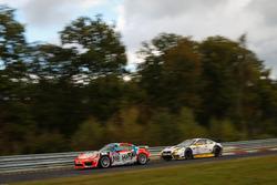 Marcel Hoppe, Moritz Gusenbauer, Porsche Cayman GT4 Clubsport