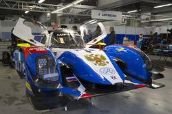 #37 SMP Racing, BR01 Nissan