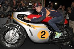 Dani Pedrosa, Repsol Honda Team avec la Honda RC181