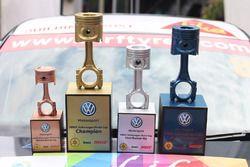 Vento Cup trophies