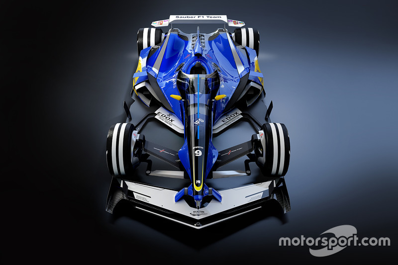 Concept Sauber 2030