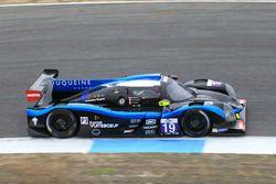 #19 Duqueine Engineering Ligier JSP3: David Hallyday, David Droux, Dino Lunardi