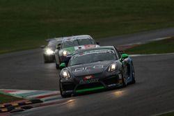 #251 Porsche Cayman GT4 CS, Ebimotors: Riccardo Pera