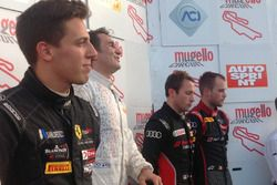 Alex Zanardi, BMW Team Italia, vencedor de la carrera