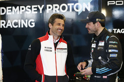 Patrick Dempsey and Richard Lietz, Dempsey Proton Competition