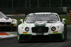 #8 Bentley Team M-Sport, Bentley Continental GT3: Andy Soucek, Maxime Soulet, Wolfgang Reip