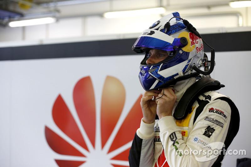 #20 Schubert Motorsport, BMW M6 GT3: Martin Tomczyk