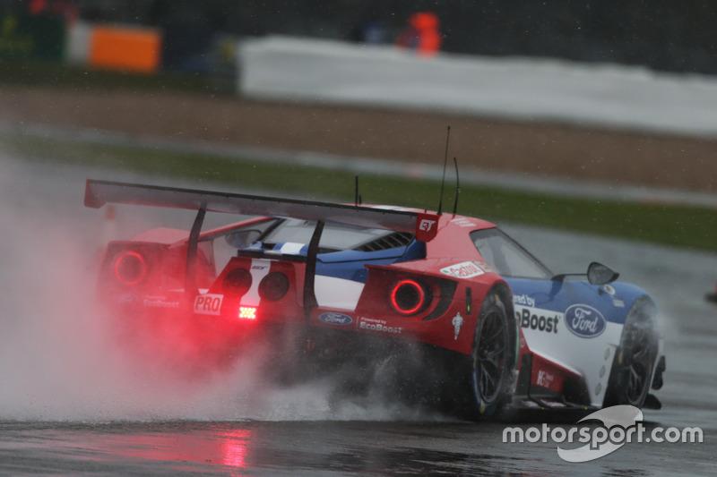 William Johnson, Stefan Mücke, Oliver Pla, #66 Ford Chip Ganassi Team UK Ford GT