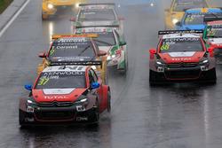 José María López, Citroën World Touring Car Team, Citroën C-Elysée WTCC lead