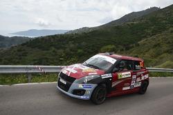 Andrea Pollarolo, Roberto Spagnoli, Suzuki Swift R R1B #86