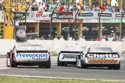 Jose Manuel Urcera, Las Toscas Racing Chevrolet, Diego de Carlo, JC Competicion Chevrolet, Matias Ro