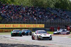 Romain Monti, Maserati Spa, Maserati GranTurismo MC GT4