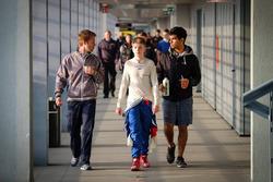 Jehan Daruvala, Josef Kaufmann Racing et Robert Schwartzman, Josef Kaufmann Racing