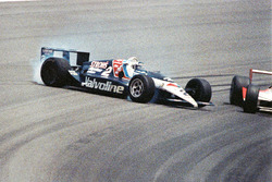Dreher: Al Unser Jr., Galles Racing, Lola-Chevrolet