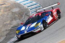 Ford GT команды Chip Ganassi Racing: Райан Бриско, Ричард Уэстбрук