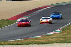 #94 Rossocorsa - Pellin Racing Ferrari 458: Giuseppe Ramelli