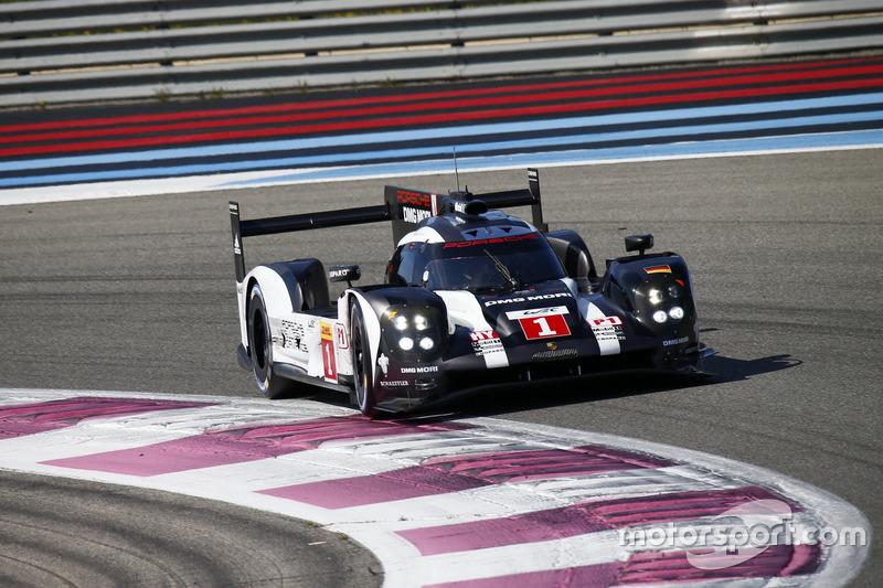 LMP1 - Porsche Team