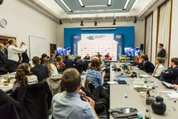 Berlin ePRix press conference