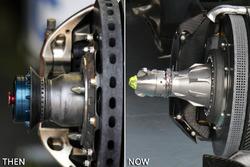 Comparaison des disques de freins