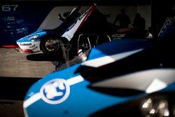 Ford Chip Ganassi Racing Team UK Ford GT detay