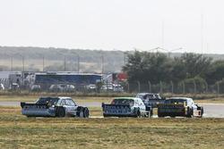 Esteban Gini, Nero53 Racing Torino, Nicolas Gonzalez, A&P Competicion Torino, Mathias Nolesi, Nolesi