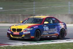#146 Bonk Motorsport, BMW M235i Racing Cup: Max Partl, Hermann Bock, Rainer Partl