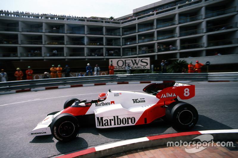 Niki Lauda, McLaren MP4/2 (1984)