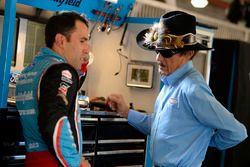 Aric Almirola, Richard Petty Motorsports, Ford und Richard Petty