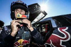 #100 Peugeot: Stéphane Peterhansel