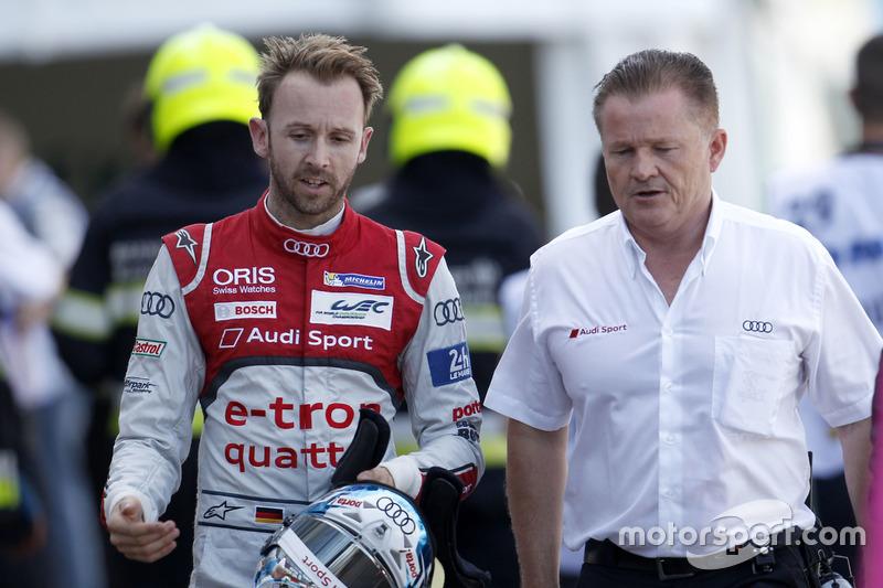 Gewinner: Rene Rast (Audi)