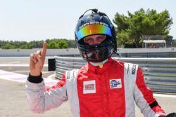 LMP3 polesitter Nigel Moore, Tockwith Motorsports