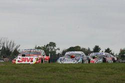 Mariano Werner, Werner Competicion Ford, Martin Ponte, Nero53 Racing Dodge, Guillermo Ortelli, JP Ra