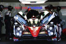Toyota TS050 Hybrid
