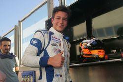 Il poleman Mauricio Baiz, Mucke Motorsport