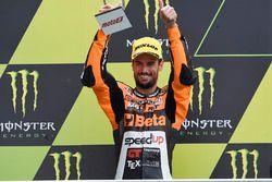 Second place Simone Corsi