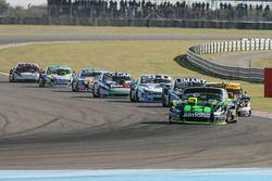Mauro Giallombardo, Stopcar Maquin Parts Racing Ford, Leonel Pernia, Las Toscas Racing Chevrolet, Es