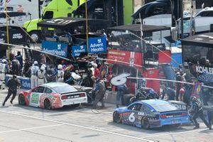 Josh Bilicki, Rick Ware Racing, Ford Mustang, Ryan Newman, Roush Fenway Racing, Ford Mustang Kohler Generators
