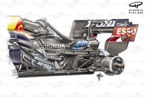 Red Bull Racing RB16B side