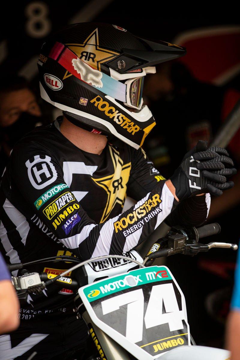Kay de Wolf, Nestaan Husqvarnnesta MX2 Factory Racing