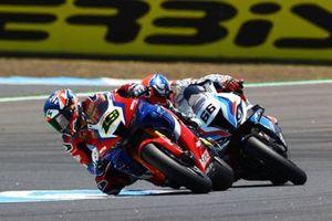Alvaro Bautista, Team HRC, Tom Sykes, BMW Motorrad WorldSBK Team