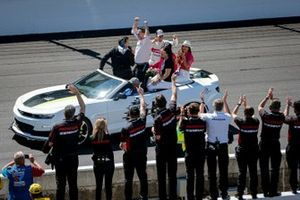 1. Helio Castroneves, Meyer Shank Racing Honda