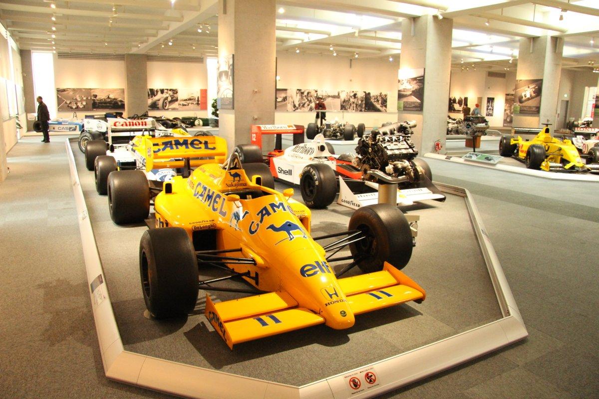 1987 Lotus 99 Honda RA166E