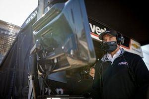Will Power, Team Penske Chevrolet engineer
