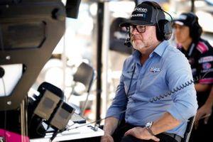#60 Meyer Shank Racing w/Curb-Agajanian Acura DPi: Miike Shank