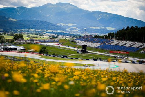 F1 Austrian GP Live Commentary and Updates - Race day