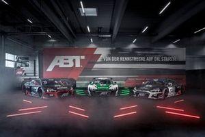 Abt Sportsline liveries