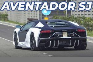 Lamborghini Aventador SJ